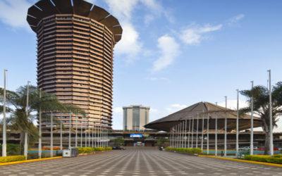 New office in Nairobi